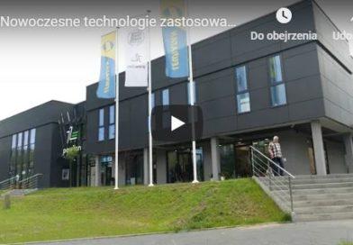 Nowoczesne technologie w Pawilonie 72.