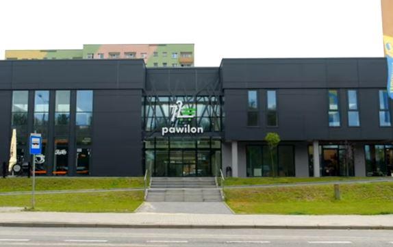 Pawilon 72 miejscem kompleksowych zakupów.