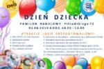 Zapraszamy 1 czerwca na Dzień Dziecka w Pawilonie 72!